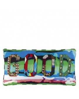 Coussin  Christian Lacroix,  Bad is Good