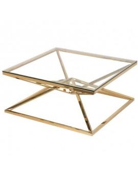 Table basse carré Louxor, Galea production