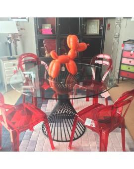 Chien Ballon céramique FDC (inspiration Jeff Koons)