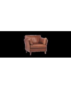Fauteuil Rivoli, fauteuil cuir, Neology Paris