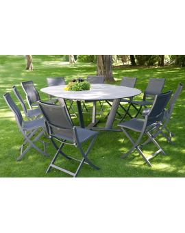 chaise teaser, chaise pliante, les jardins
