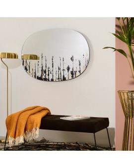 Miroir Drip Gold Deknudt