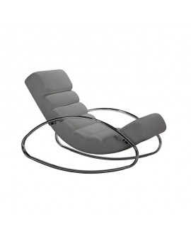 Urban rocking-chair taupe, Drimmer
