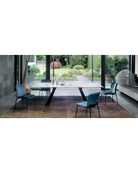 Table a rallonges ICARO calligaris