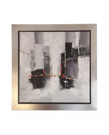Tableau ambiance urbaine peinture