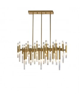 Ligne Crocodile Suspension K-lighting