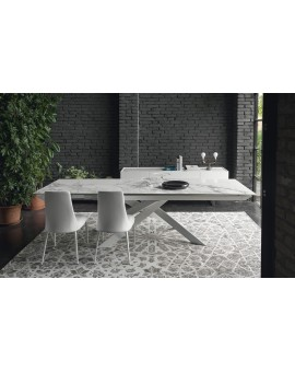 Table Eclisse calligaris extensible
