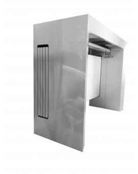 Console extensible arche - laqué blanc