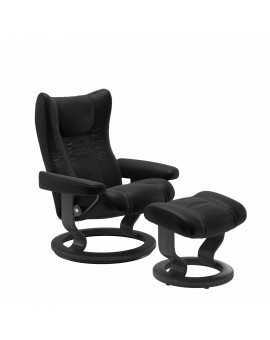 fauteuil relaxation stressless wing