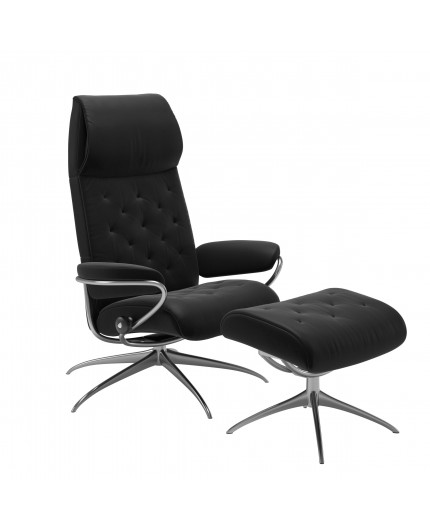 fauteuil relaxation stressless metro