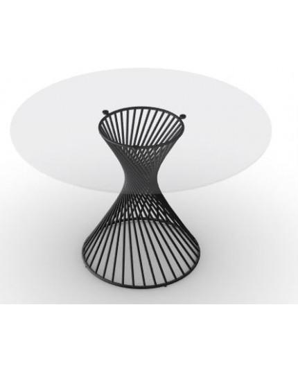 Table ronde Vortex calligaris