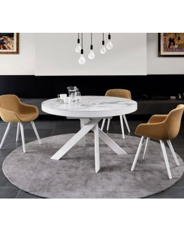 Table extensible Calligaris TIVOLI