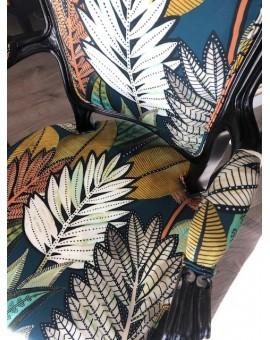fauteuil atelier tapisserie jm allemand jungle