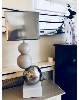 Lampe Faïencerie de Charolles - France PM GLOBE