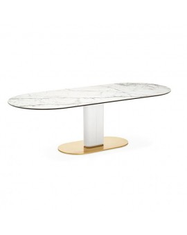 Cameo table calligaris