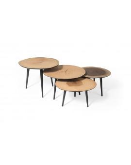 Tables basse Empreintes, ralph M
