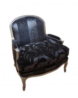 fauteuil bergère bohème marquise