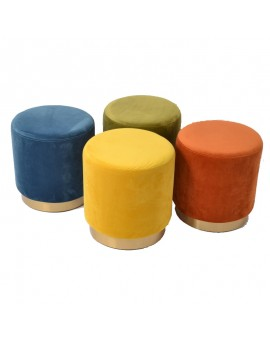 CANEL POUF ROND DRIMMER