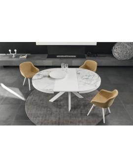 Table extensible Calligaris TIVOLI